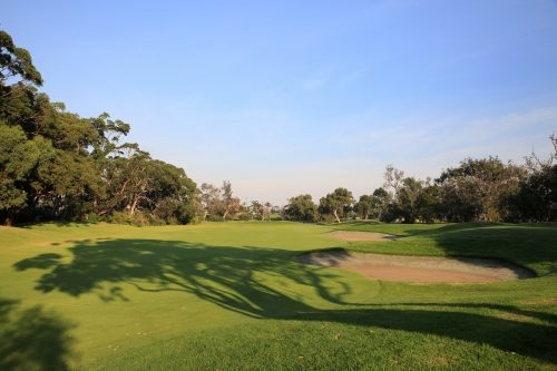 Rossdale Hole 8 310m Right Rough