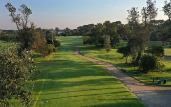 Rossdale-Hole-9-182m Tee Shot