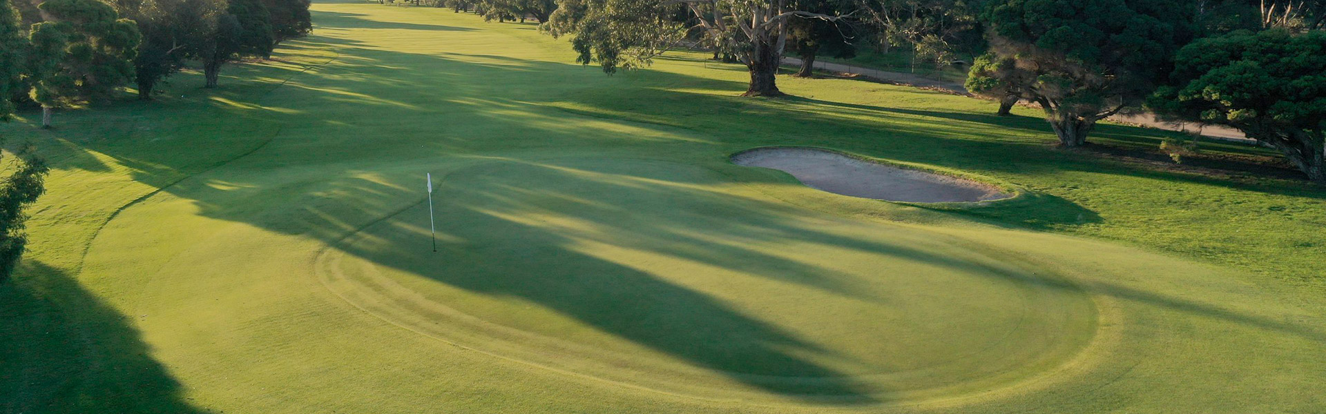 Hole 5 - Rossdale Golf Club