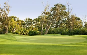 Rossdale-Hole-9-182m Front Of Green