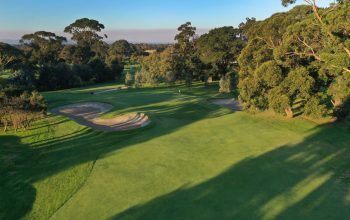 Rossdale Hole 11 531m Green
