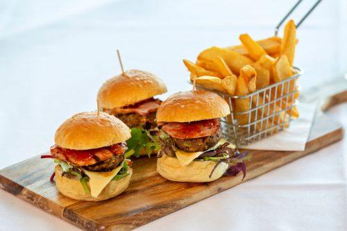 Rossdale Golf Club - Bistro menu   Wagyu Beef Sliders