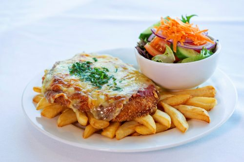 Rossdale Golf Club - Bistro menu   Chicken Parmagiana